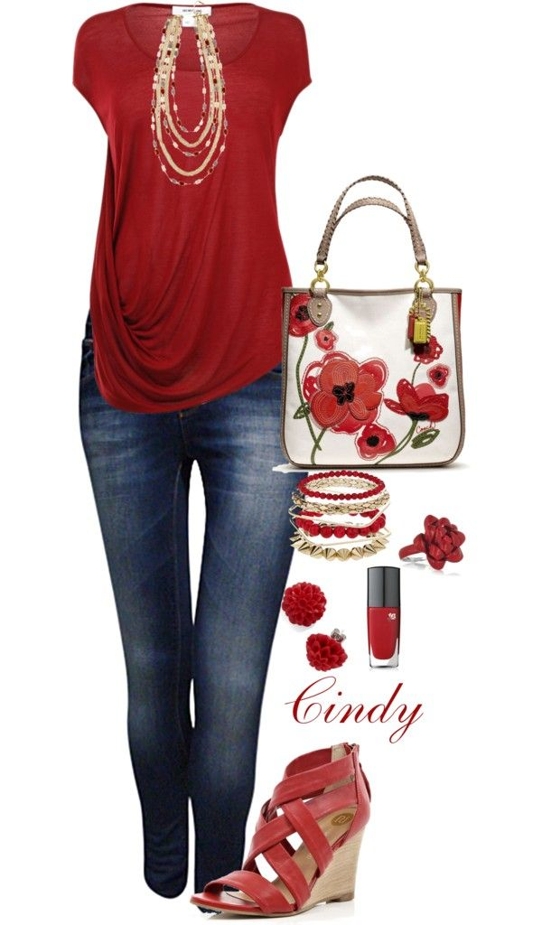 """""""Spring"""" by cindy32tn on Polyvore"""