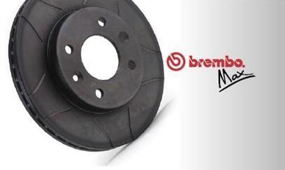 Brembo Max Performanslı Fren Diski - OtoSuperMarket.Com