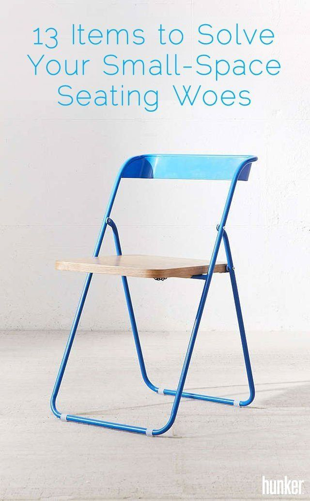 Here Are 13 Items To Solve Your Small Space Seating Woes Folding