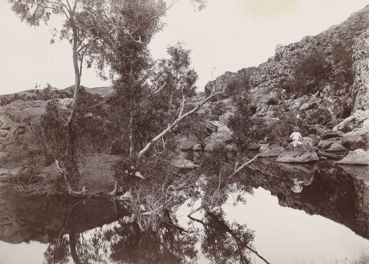 BA338/1/29: Limestone Creek, Marble Bar, 1900 http://encore.slwa.wa.gov.au/iii/encore/record/C__Rb4721736?lang=eng