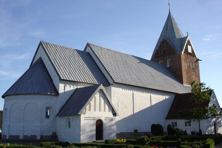 Ballum Kirke #ballum #kirke #kirchen #church #denmark #danmark #dänemark