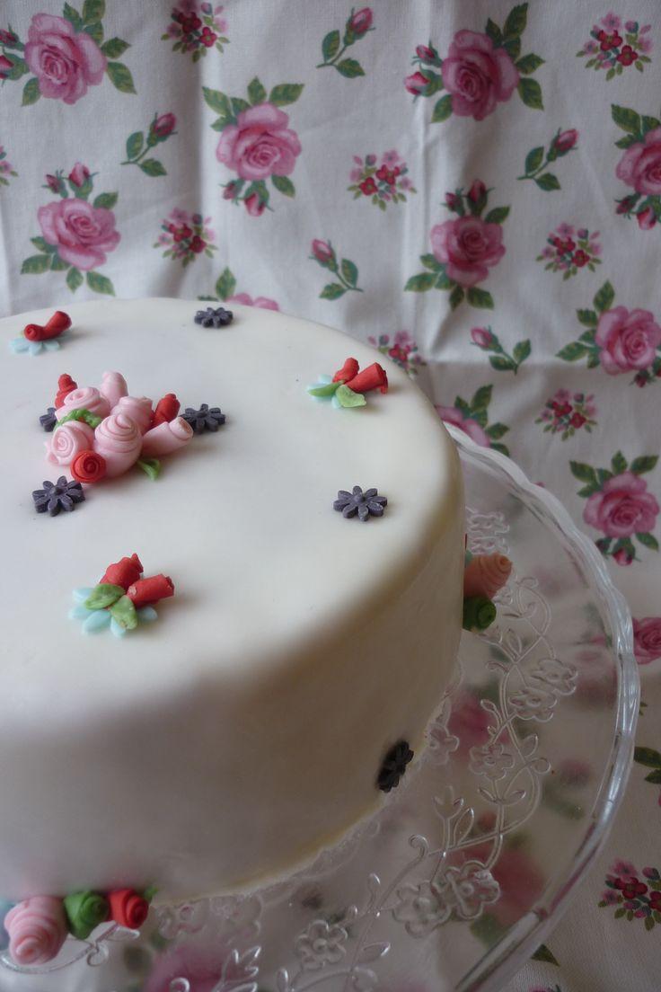 My birthday ice cream cake :-)