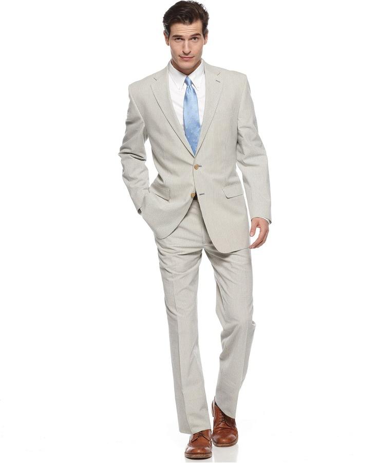 Seersucker Suit | Ralph Lauren | Pinterest
