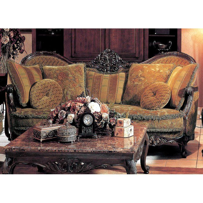 Found It At Www.dcgstores.com   ♥ ♥ Natalie Sage Fabric Upholstered Sofa