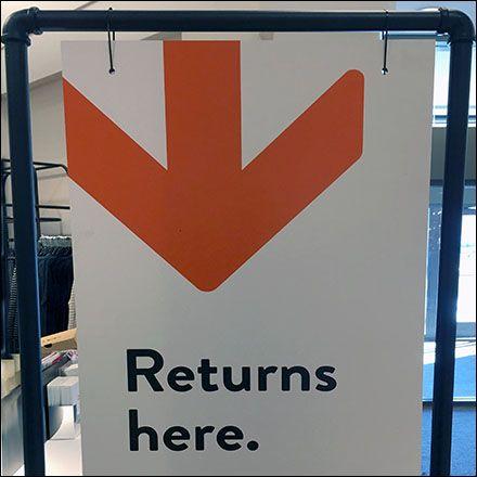 Oversize Returns Here Directional At Nordstrom