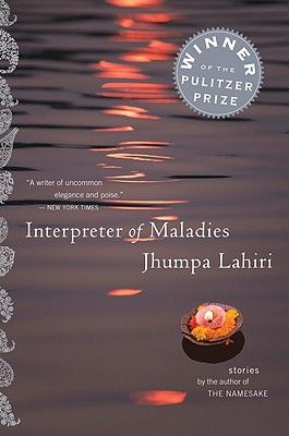 Jhumpa Lahiri. Probably my favourite book of short stories to date. If not, pretty damn close. I make a point of recommending this book to anyone I know that loves to read.