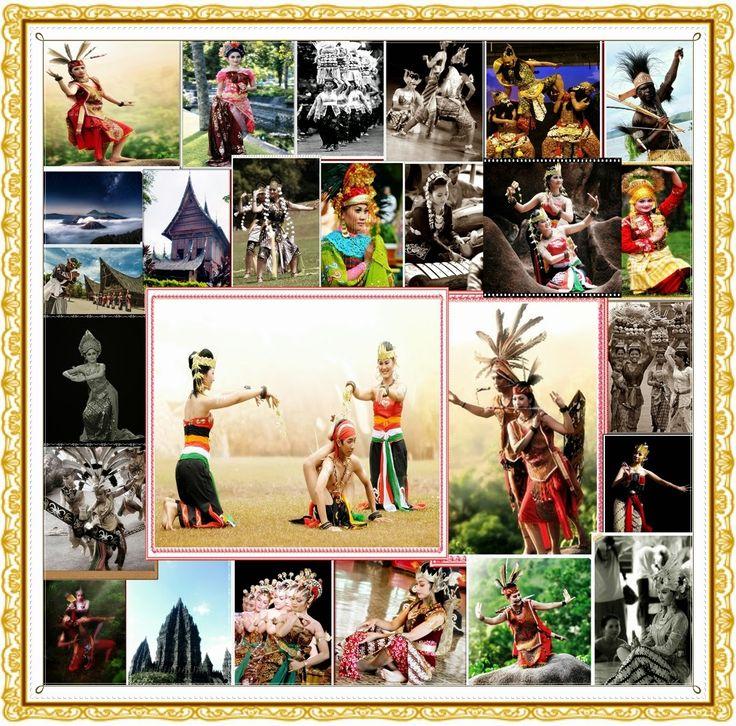 Indonesia yang kaya seni dan budaya