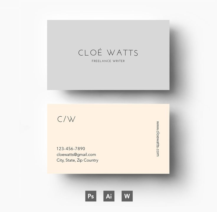 5297 best logo branding packaging images on pinterest modern business card template business cards 1 reheart Image collections