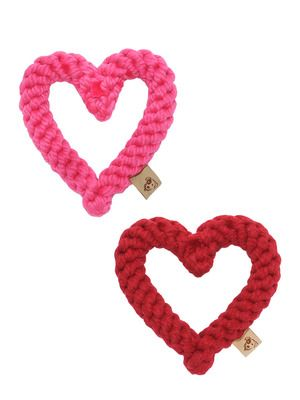 Cute pink heart dog toyDogs Toys, Dogs Stuff, Karma Toys, Heart Dogs, Bones, Pink Heart, Doggie Stuff, Dog Toys, Pets Stuff