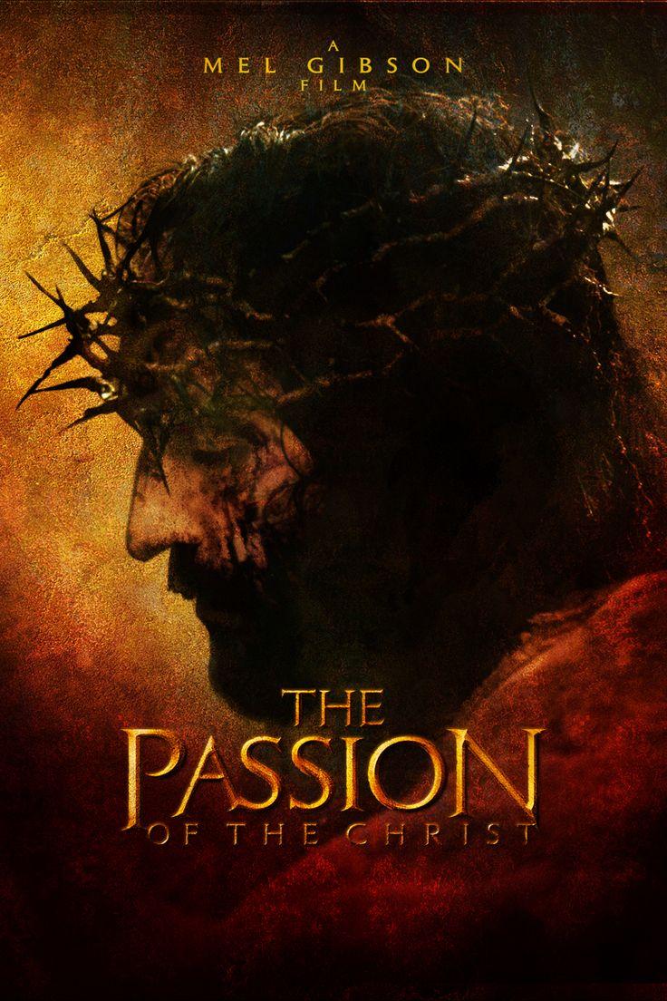 """""""La Pasion de Cristo"""" pelicula estrenada en 2004, creada por Mel Gibson. Es una de las peliculas mas famosas de la representacion de la pasion de Cristo, ademas de ser la primera grabada en los idiomas tipicos de la epoca, arameo, latin y hebreo. Fue muy polemica debido a que contiene muchas escenas graficas y sensibles que buscaban representar de forma realista el sufrimiento sufrido por Jesucristo,"""