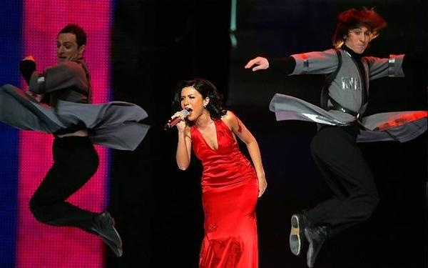 georgia in eurovision 2012