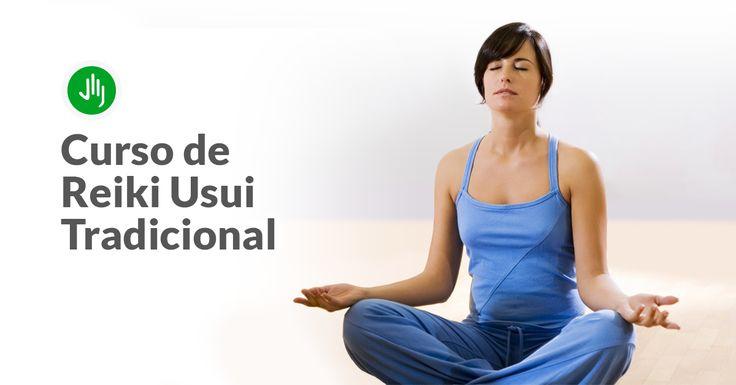 Reiki Usui Online | Aprende ejercicios de meditación, respiración y postura de manos para vivir en armonía. ¡Inicia hoy!