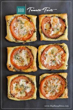 ... on Pinterest | Good appetizers, Puff pastries and Spinach cheese puffs