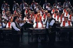 100-MEMBER GYPSY ORCHESTRA