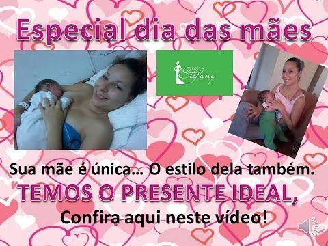 Sugestão de Presentes Para a Mamãe - #lojastefany - #diadasmães
