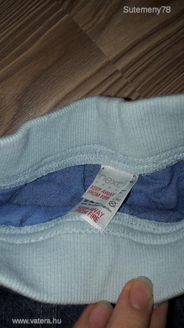 3-6 hós (74 cm) NEXT meleg pulcsi és bélelt nadrág együtt - 1700 Ft - Nézd meg Te is Vaterán - 2-5 darabos - http://www.vatera.hu/item/view/?cod=2539111283