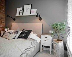 Sypialnia styl Minimalistyczny - zdjęcie od SHOKO.design