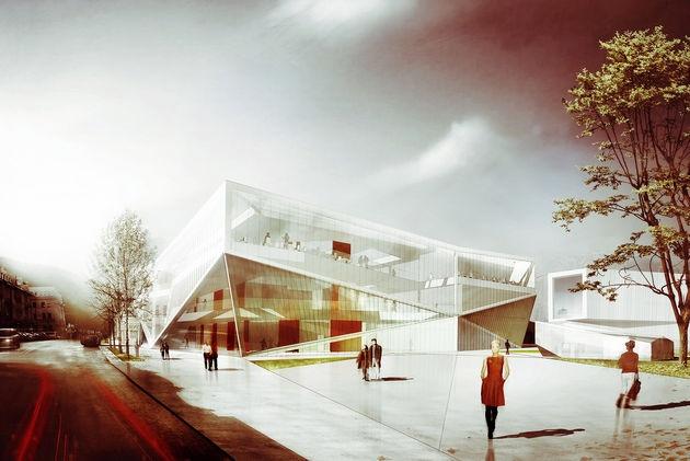 CGarchitect - Professional 3D Architectural Visualization User Community | Inspiration - White Vol 1