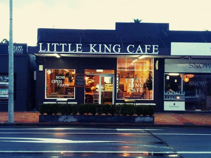 Little King, Milford. cafe design , shop fitting auckland ,shop fit out auckland , fit out , the fit out company , www.thefitout.co.nz , cafe fit out auckland , retail , retail design auckland, new zealand , industrial , vintage , cafe auckland