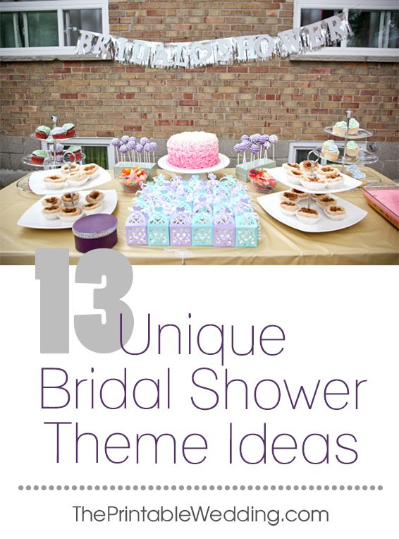 Wedding Gift Ideas For Guests Unique : 1000+ ideas about Unique Bridal Shower Gifts on Pinterest Bridal ...