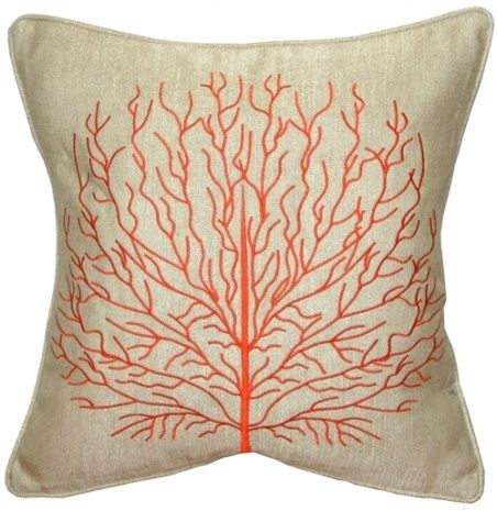 Orange Throw Pillows For Couch
