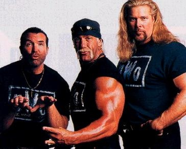 Hulk Hogan Kevin Nash Scott Hall