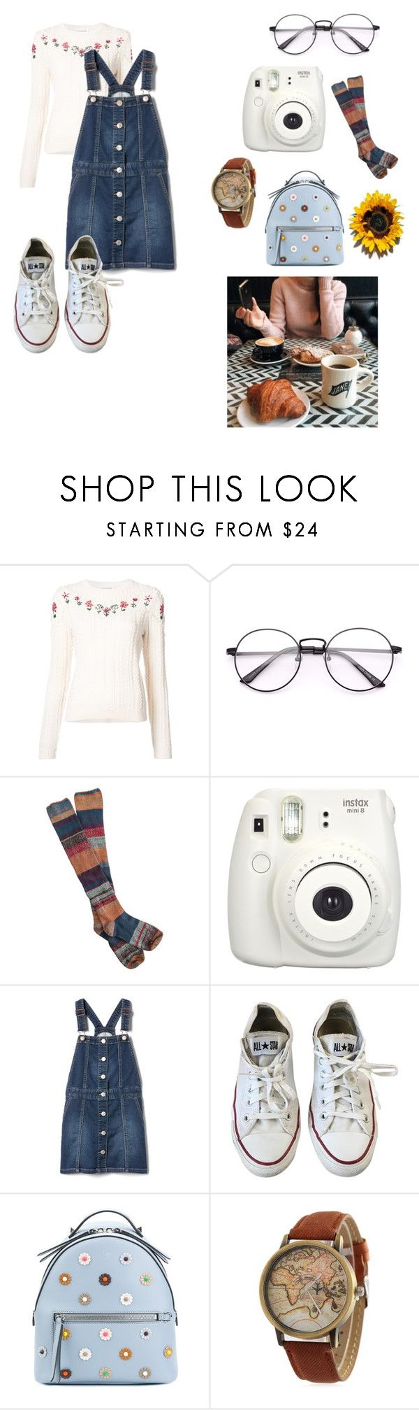 """""""This Charming Man"""" by padfoot31902 ❤ liked on Polyvore featuring Altuzarra, Free People, Fujifilm, Converse, Fendi and CoffeeDate"""