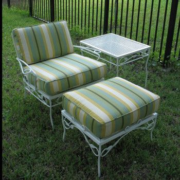 Find This Pin And More On Vintage Retro Patio Furniture...etc.