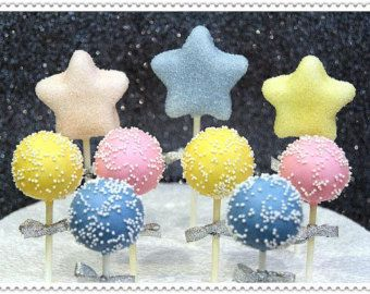 Baby Cake Pops by myangelpops on Etsy