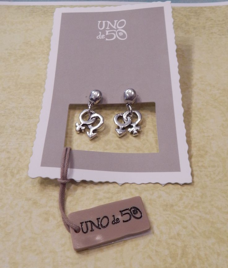 New Uno de 50 earrings at Artisans Nest in Skippack, PA