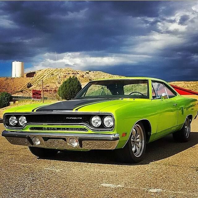 '70 Plymouth Roadrunner