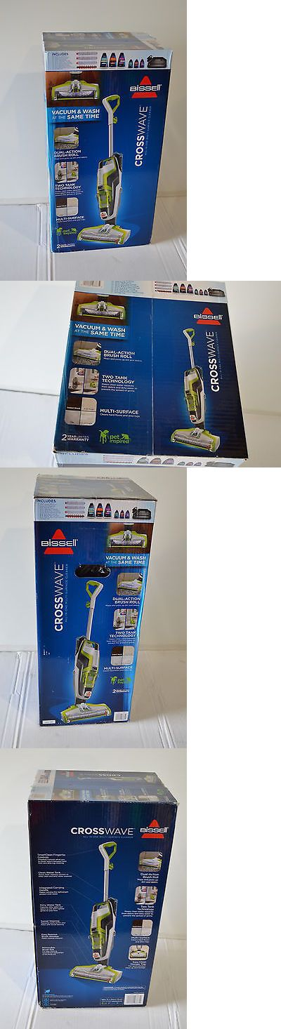 Vacuum Cleaners 20614: Bissell Crosswave All In One Multi Surface Cleaner -> BUY IT NOW ONLY: $187 on eBay!
