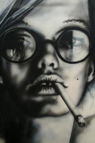 Airbrush Art - Tarryn Gordon