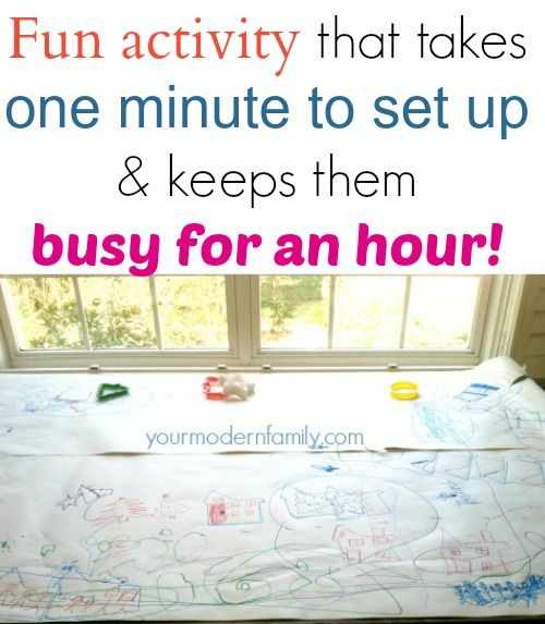 fun activity that takes a minute to set up & keeps kids busy for an hour: Kid Fun Activities, Kids Busy Activities, Kids Entertained, Table Activities For Kids, Keep Kids Busy, Kids Activities, Fun Activities For Children