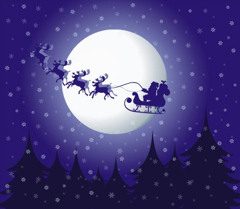 """Santa teaches us about free giving, giving without recognition, giving for the joy of it, for the delight it brings to others.  Santa teaches children about the delighted and anxious anticipation of those who waited for the Savior.  The words of """"Santa Claus is Coming to Town"""" could just as easily apply to Jesus Christ (""""He sees you when you're sleeping..."""")"""