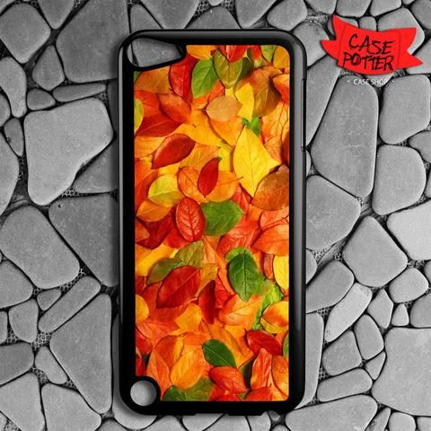Autumn Leave iPod 5 Black Case