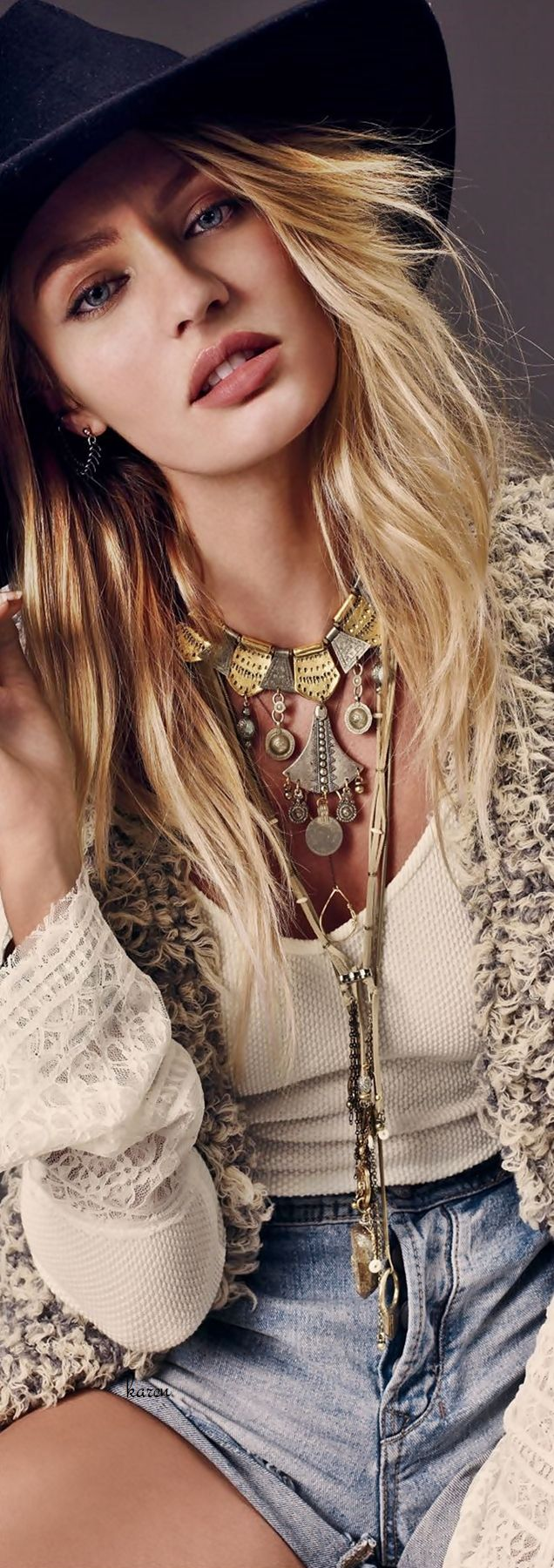 519 best Boho Chic images on Pinterest | Boho fashion, Bohemian ...