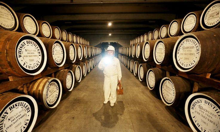 World Whisky Bible gives highest mark to Yamazaki single malt while spiritual homeland's ranking is dramatically watered down