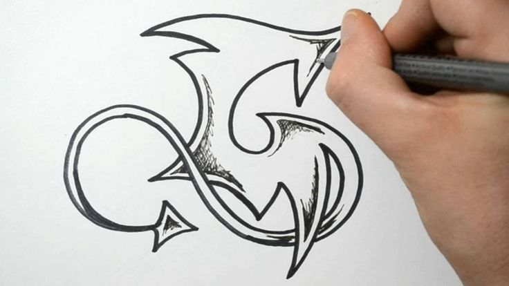 drawings of letters how to draw graffiti letter g lettering 21045