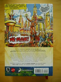 Toys from the Past: Masters of the Universe