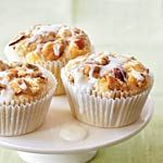 Search Result|Amaretto Apple Streusel Cupcakes