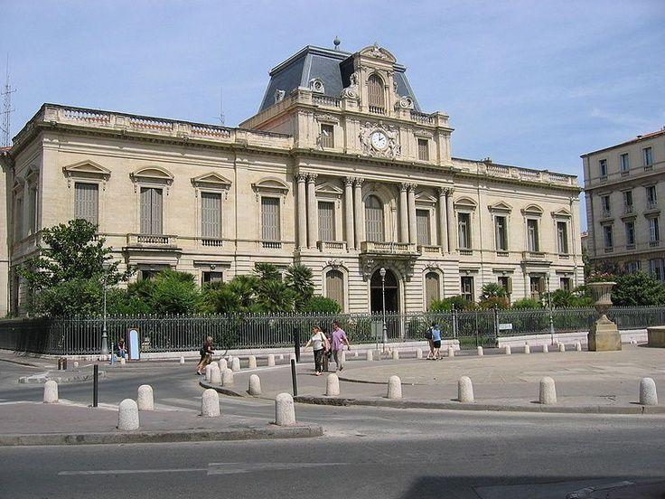 La Préfecture à Montpellier