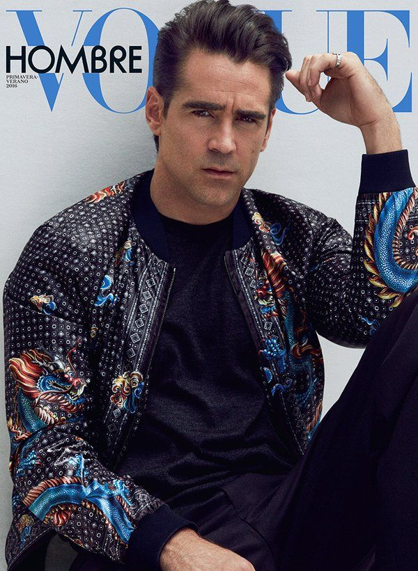 4023 best cover him images on pinterest magazine covers cover colin farrell para vogue hombre mxico springsummer 2016 fandeluxe Choice Image