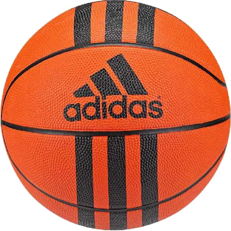 adidas 3 Stripes Mini Basketbol Topu