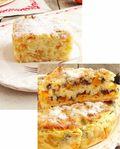 Сочный фруктово-манный пирог с заливкой. Обсуждение на LiveInternet - Российский Сервис Онлайн-Дневников