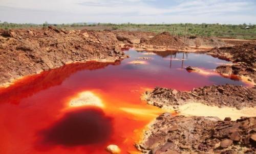 Ambiente: In #Sudafrica #loro è una catastrofe ambientale lunga 130 anni (link: http://ift.tt/2e3EHtK )