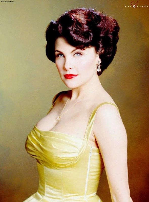 She'll always be Audrey Horne!