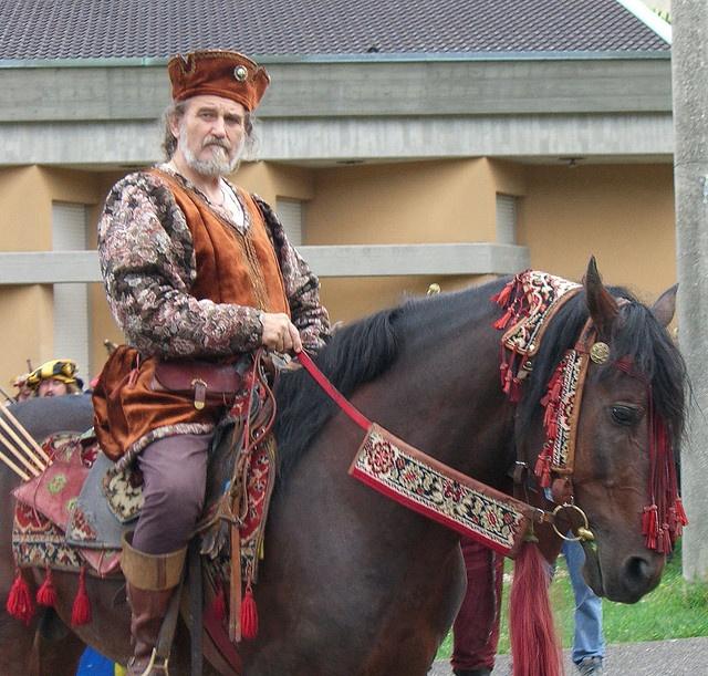 "Italian Renaissance costume, ""Cormons"" by Marvin (PA), via Flickr"