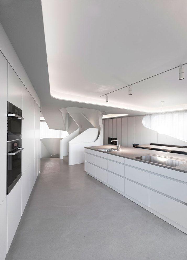 Ols House / J. MAYER H. ARCHITECTS