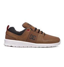 dcshoes, Men's Lynx Lite SPT Shoes, BROWN/BROWN/RED (xccr)